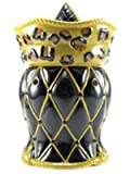 CHAINED LEOPARD BLACK RADIANT Tyler Mixer Melter - Fragrance Warmer