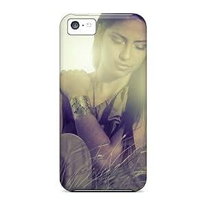 Cute Tpu FashionE-Space Girl 118 Case Cover For Iphone 5c