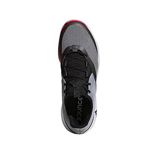 000 Tennis Negro Adidas Chaussures De Noir Defiant Bounce Adizero rrn8qfHS