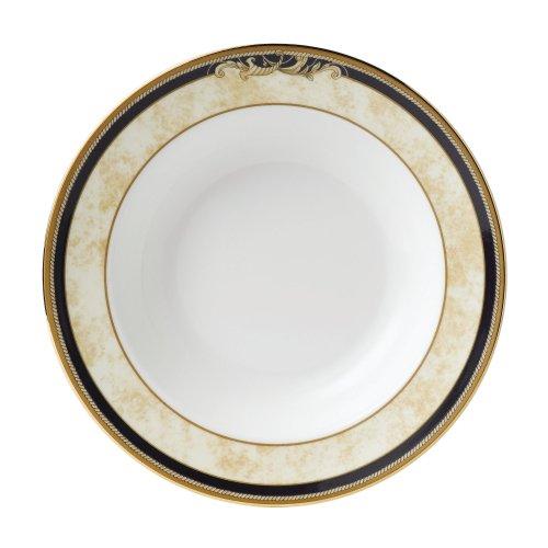 Wedgwood Cornucopia 8-Inch Rim Soup Plate (Wide Plate Soup Rim)