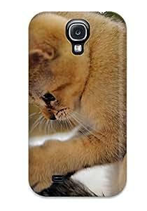 New Arrival Premium S4 Case Cover For Galaxy (scottish_shorthair_kitten)