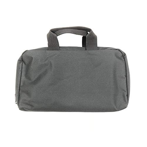(Trading Bag The Pin Trader Bag (Black) with Removable Pages)
