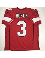 Unsigned Josh Rosen Arizona Red Custom Stitched Football Jersey Size Men's XL New No Brands/Logos
