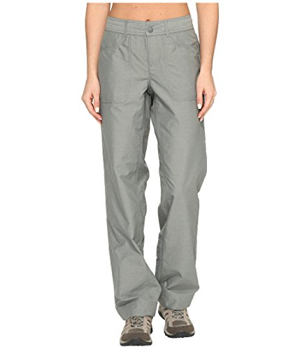 The North Face Women's Horizon 2.0 Pants - Sedona Sage Grey Heather - 14 reg