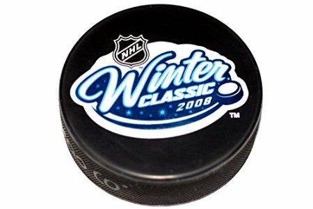 2008 NHL Winter Classic Souvenir Puck