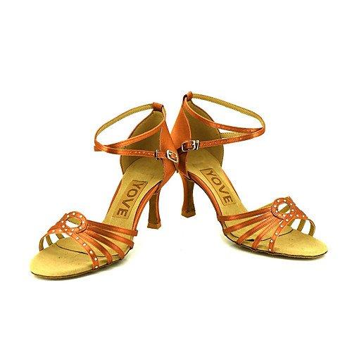 de T Bronce Q profesión Mujeres Zapatos de Bronce T de de Baile Las la PrWqSP6Tf