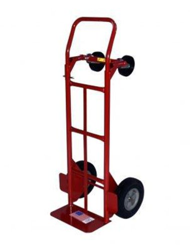Milwaukee-47180-800-Pound-Capacity-Convertible-Hand-Truck-with-10-Inch-Ace-Tuf-Wheels