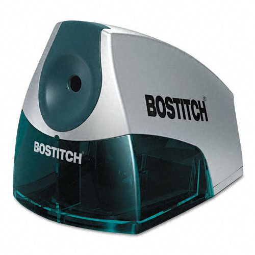 (Stanley Bostitch : Compact Desktop Electric Pencil Sharpener, Blue -:- Sold as 2 Packs of - 1 - / - Total of 2 Each)