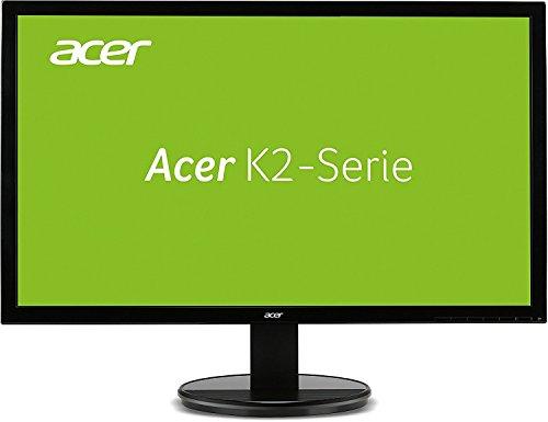 Acer K222HQLbid 21.5 Inch FHD Monitor, Black (TN Panel, 5 ms, HDMI, DVI)