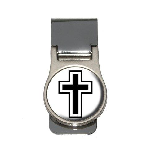Religious Money Clips (Cross - Christian Religious Money Clip)