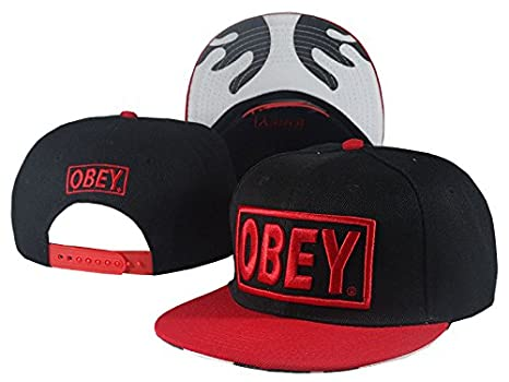 Popular Elements Mr/MS Obey Gorra snapback Gorra de béisbol ...