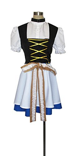 Dreamcosplay Anime Hetalia: Axis Powers Liechtenstein Nora Dress (Liechtenstein Cosplay Costume)