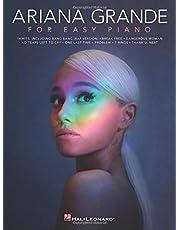 Ariana Grande for Easy Piano