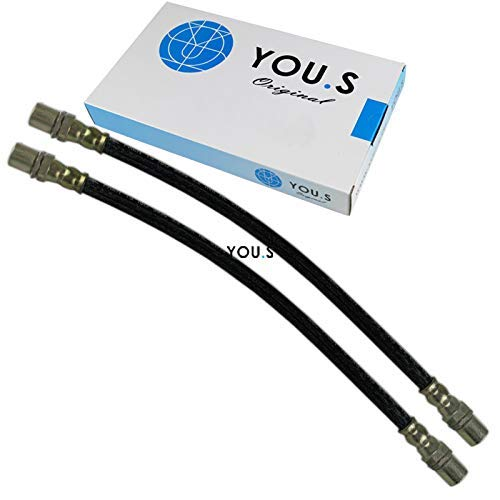 : 350 Internal Thread mm 2 x YOU.S Brake Hose 90947-02472 Length : M10x1 mm