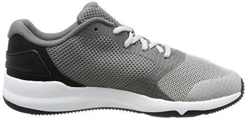 adidas Crazytrain 2 Cf M, Zapatillas de Running para Hombre Gris (Grey Two /core Black/grey Four )