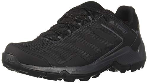 adidas outdoor Men's Terrex EASTRAIL GTX Hiking Boot, Carbon/Black/Grey Five, 6.5 D US