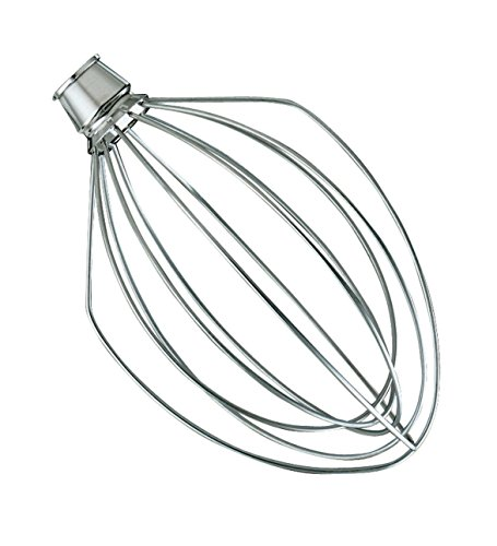 UPC 732233426110, KitchenAid OEM K5AWWC Wire Whip Whisk 5QT KM25G KSMC50 Mixers 3177259 9704310