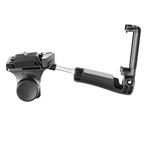 Neewer Camera Tripod Ball Head with 1/4 inch Quick Shoe P...