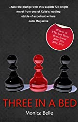 Three in a Bed - an erotic novel (Xcite Erotic Romance Novels Book 11)