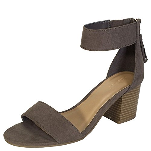 Authentic Ladies Womens Ankle Strap - 4