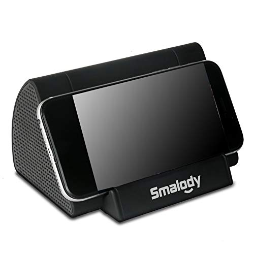 Smalody Mobile Phone Induction Sound Factory Direct Mobile Phone Bracket Portable Induction Mini Creative Small Speaker