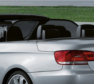 BMW 3 Series convertible (E93) 2006-2011 wind deflector