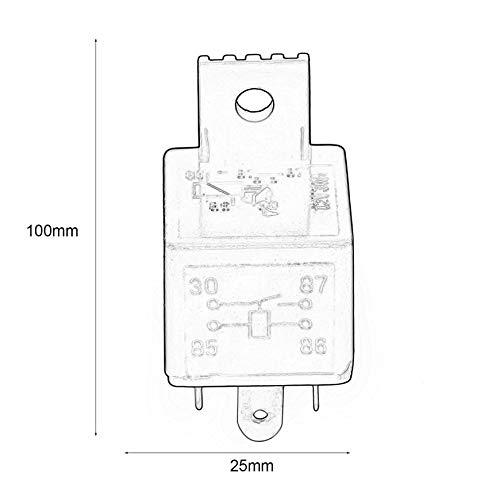 Universal Fused Headlight Switch Wiring Diagram - Wiring