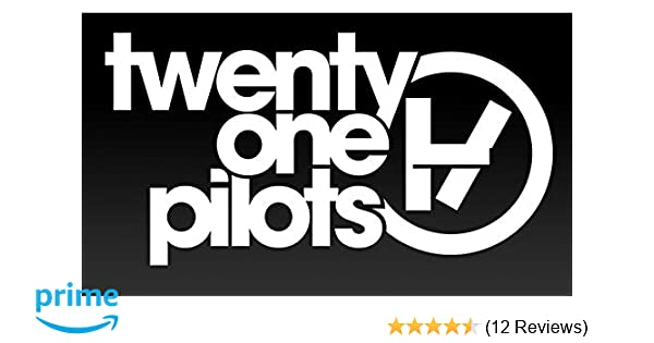 Music Rock Bands Twenty One Pilots Decal Vinyl Truck Car Sticker
