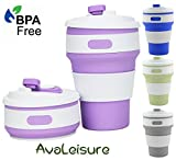 AVALEISURE COLLAPSIBLE CUP, a...