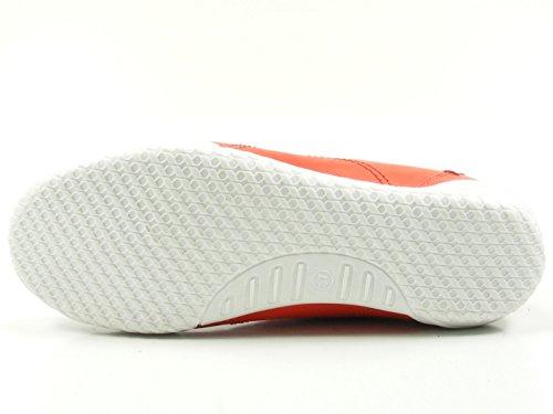 Andrea Conti Sneaker 0340559 Mocassini In Pelle Da Donna Allacciati, Numero Di Scarpe: 41; Colore: Rosso
