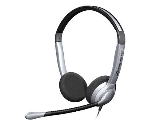 Sennheiser  SH 350 Binaural Headset with Microphone from Sennheiser Consumer Audio