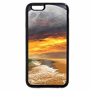 iPhone 6S Plus Case, iPhone 6 Plus Case, Magical Beach