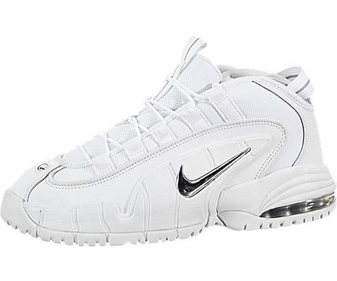 - Nike Air Max Penny (Kids) White/Metallic Silver