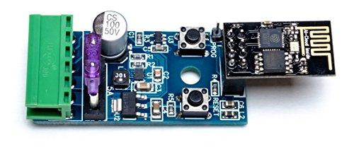 ESPixelStick - Wireless DMX Pixel Controller Kit