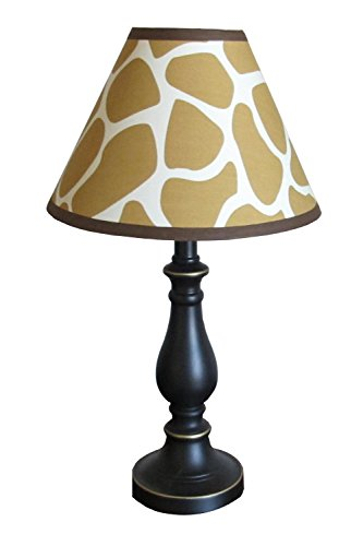 Lamp Shade for African Safari Baby Bedding Set By (Baby Safari Lamp Shade)