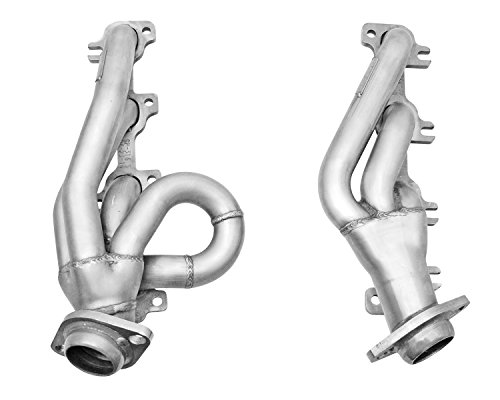 Dodge Dakota Gibson Header - Gibson GP316S Stainless Steel Performance Header