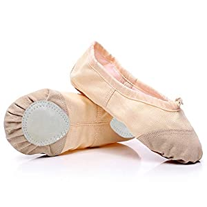 Ballet-Shoes-Canvas-Dance-Shoes-for-Girls-Childrens-Ballet-Yoga-Practice-Dance-Shoes-Toddler-Little-Kid-Big-Kid