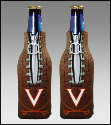 ( 2 ) Virginia Cavaliers FootballボトルCoolie Koozies B002ZKLUI4