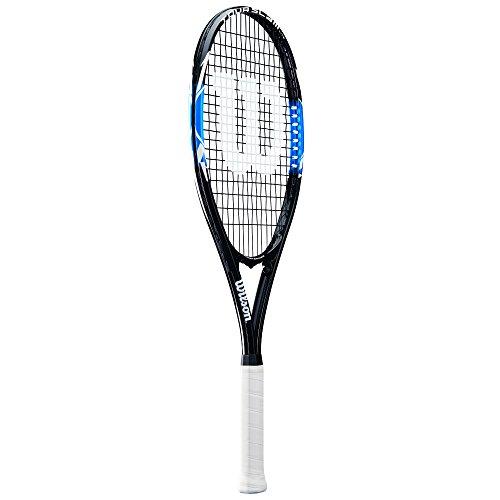 Wilson Tour Slam Lite Tennis Racket, 4 3/8'' - Black/Blue by Wilson (Image #2)