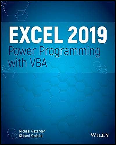 Power with excel vba pdf programming