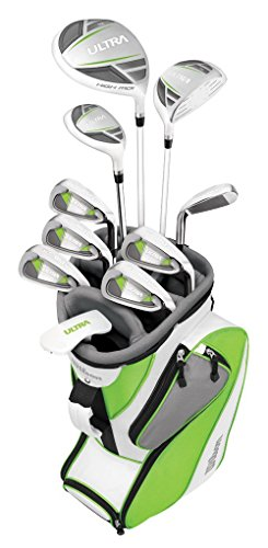 Wilson Staff Women's Ultra Package Complete Set, Right Hand, 5-PW