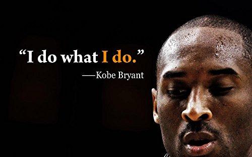 NBA Kobe Bryant Poster Print