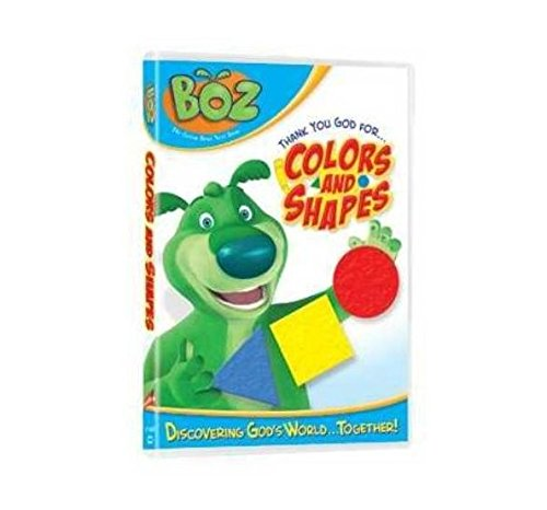 Boz: Thank You God for Colors and Shapes