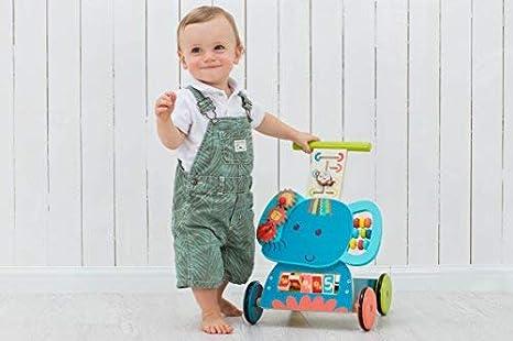 Amazon.com: Labebe - Andador de aprendizaje para niños de 1 ...