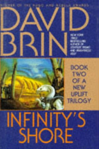 book cover of Infinity\'s Shore