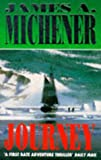 Front cover for the book Journey by James A. Michener
