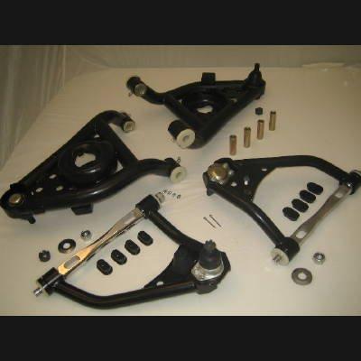 1974 Arms - Helix Suspension Brakes and Steering 190962 Helix 1967- 1969 Camaro - Firebird and 1968 - 1974 Nova Upper Tubular Control Arm Set
