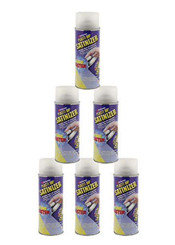Plasti Dip Performix 11280-6-6PK Satinizer with Fade Buster - 11 oz, (Pack of 6) by Plasti Dip