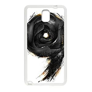 black 9 white background personalized high quality cell phone case for Samsung Galaxy Note 3