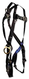 FallTech 7013LTD FT Basic Light Series Crossover Harness, Universal Fit